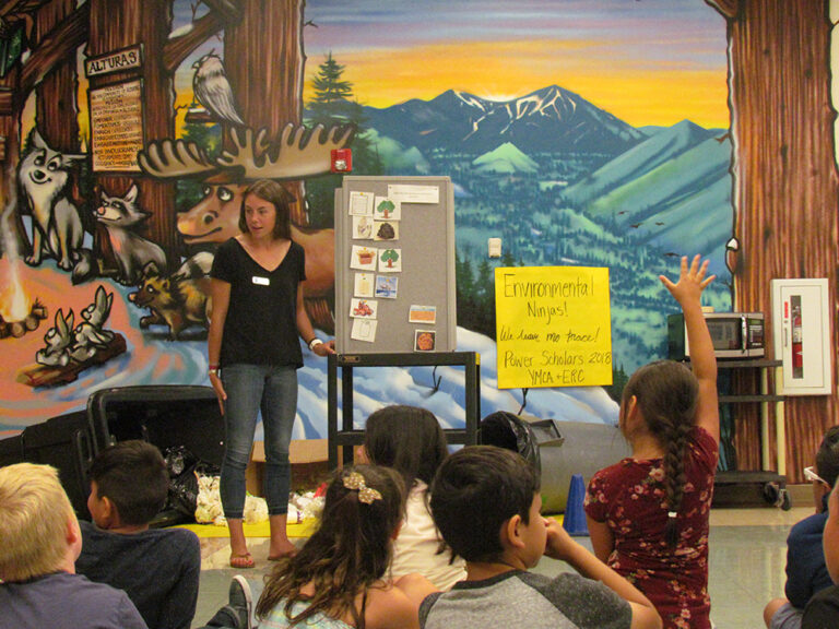 Eco-Conscious  Valley Youth Serve Habitat, Careers
