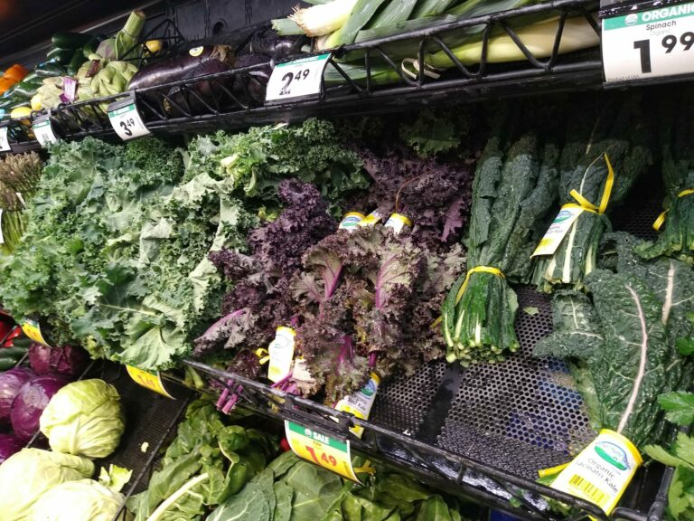 Kale Tales And Other Health Food Horrors