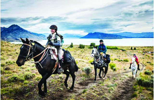 SV Firefighter Conquers The World's Toughest Horse Race